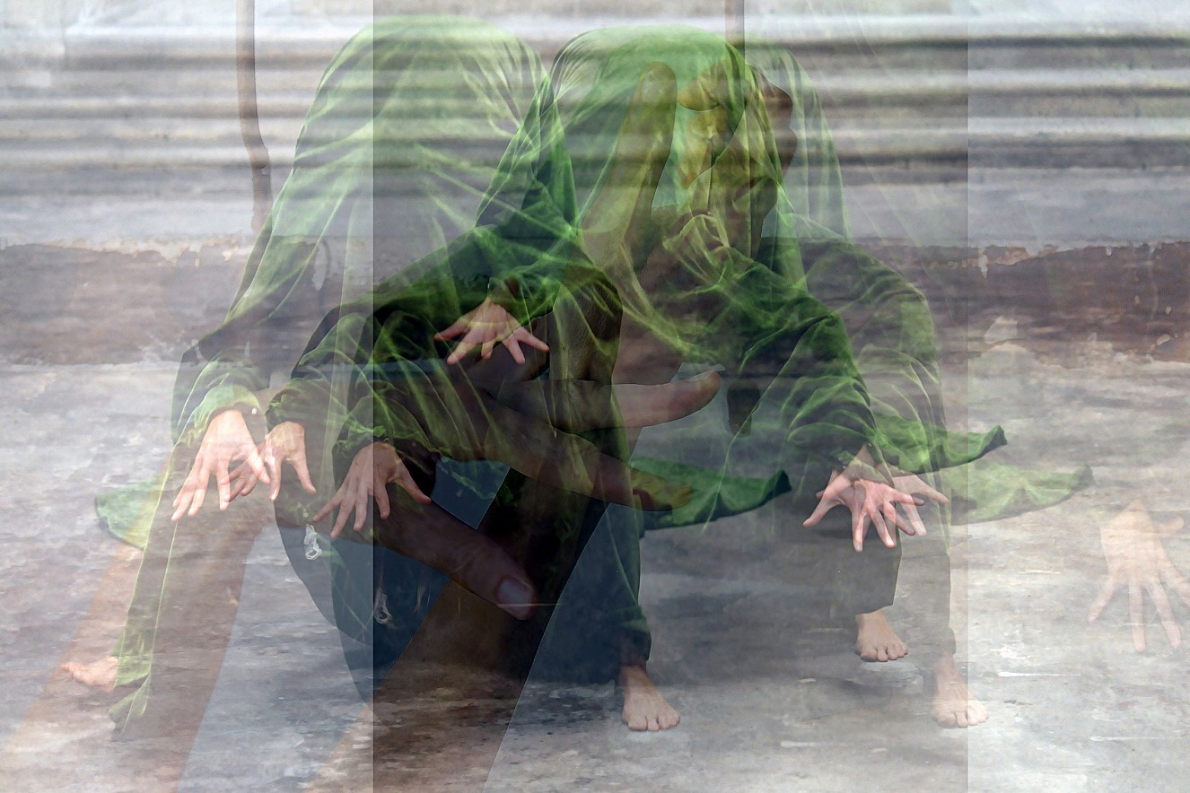 Green Gone  Videoprojection, 2011/2019