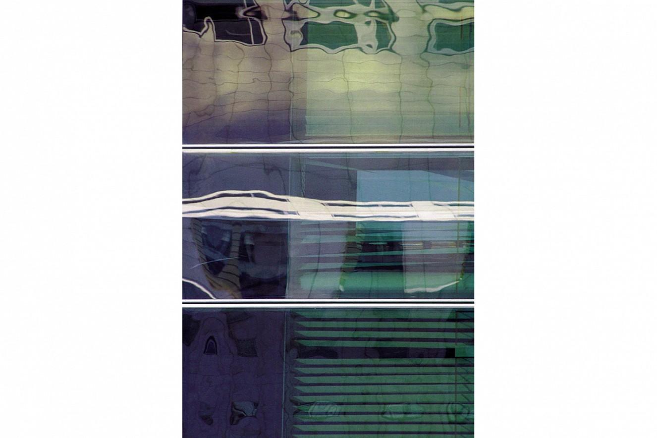 Residence-Layers  Fine Art Print metallic on Aludibond  130x90 cm, 1999/2019