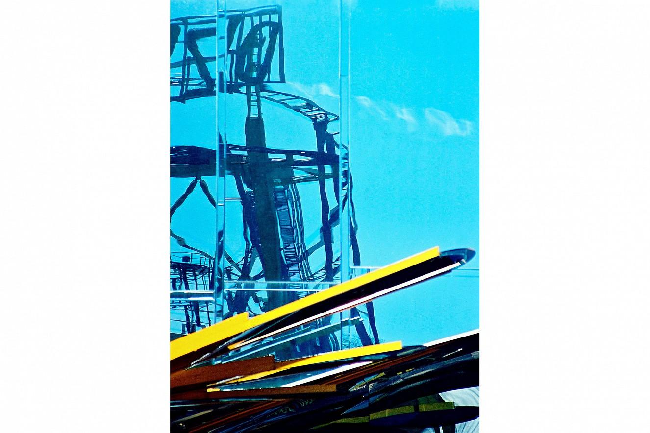 Prater  Fine Art Print metallic on Aludibond  90x60 cm, 1999/2019