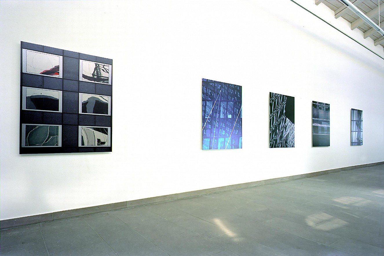 Residences - Serie  Fine Art Print metallic on Aludibond  je 130x90 cm, 1999/2019