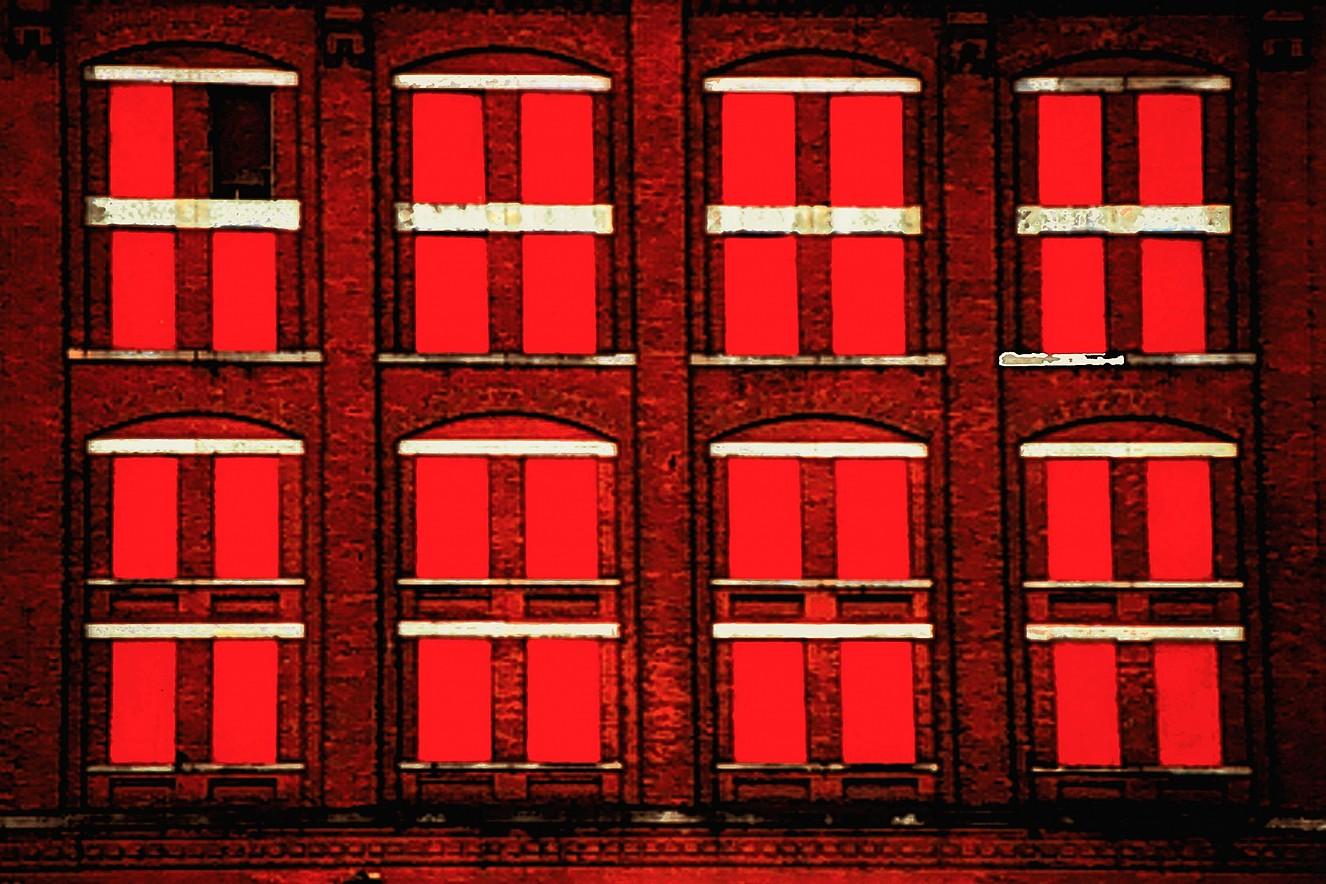 Hoboken Song  Lambdachrome under glass  100x130 cm, 1999/2019