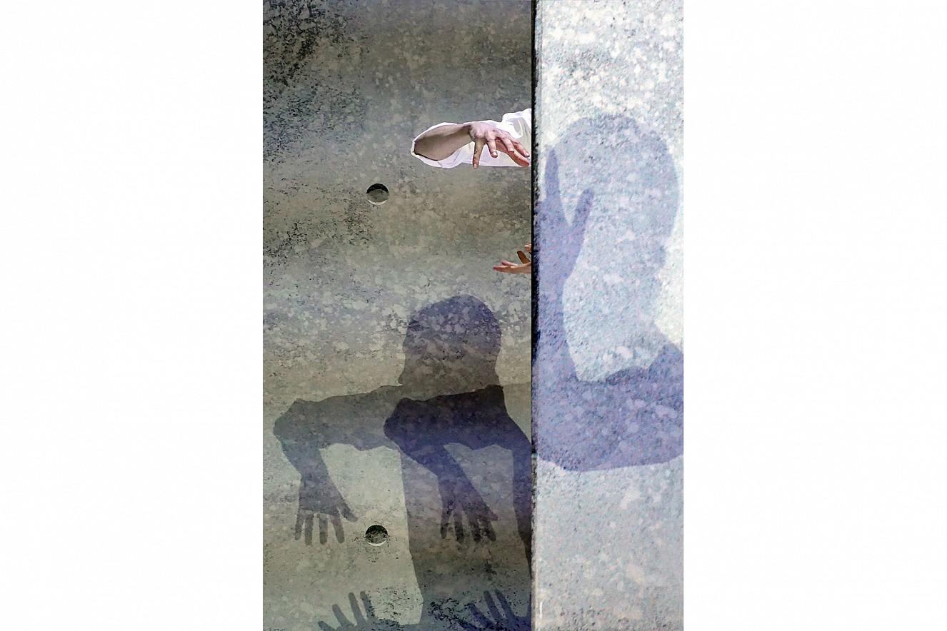 Riven in VII  90x50 cm, Fine Art Print metallic on Aludibond, 2018