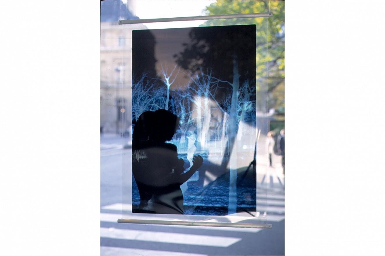 EtÉ - Der Sommer  Endura translucent, 100x70 cm  Galerie Condé, Goethe Institut, Paris, 1996