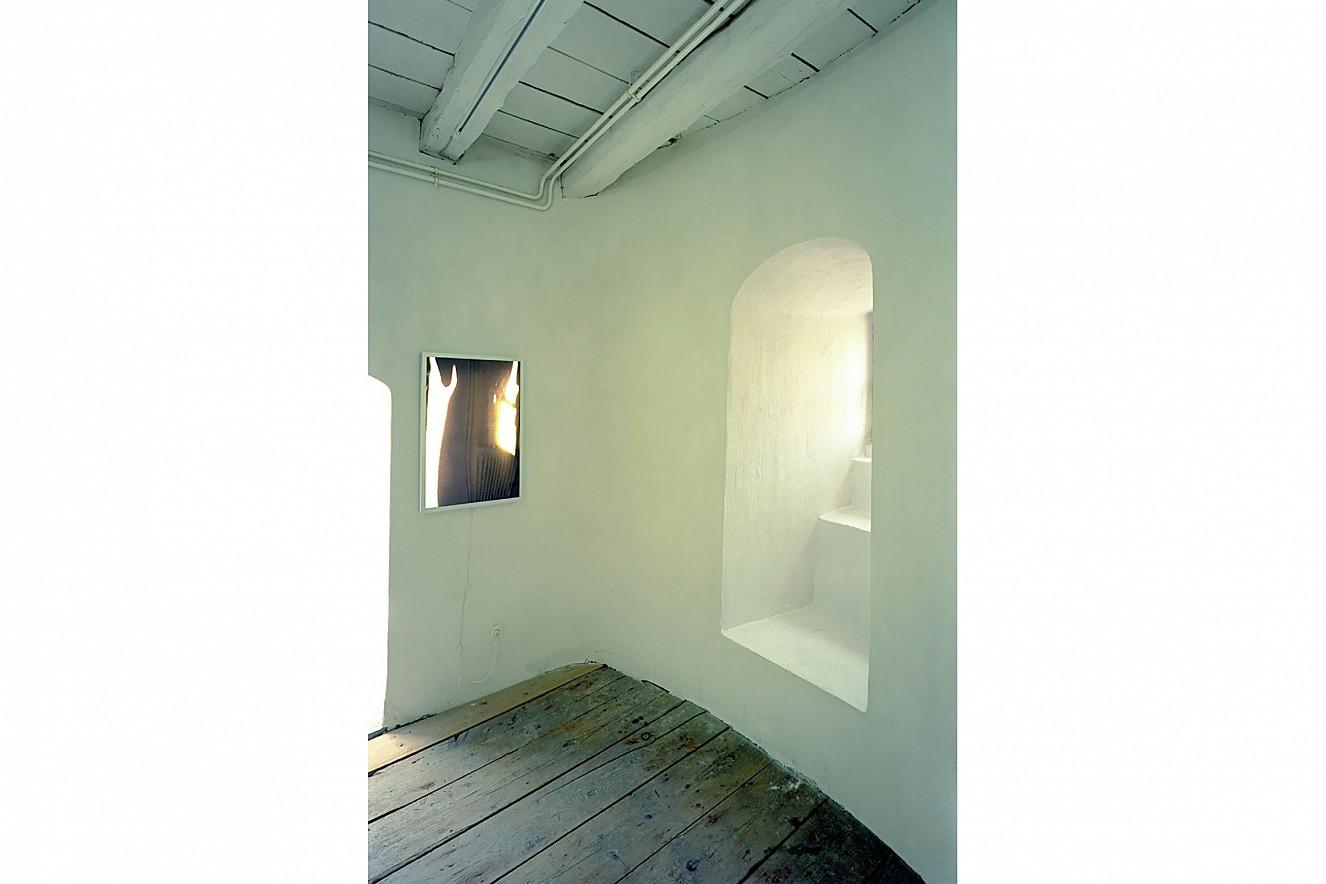 Passage - Ausstellung Residences  60x80 cm, Endura Translucent im Leuchtkasten,   Kunstkreis Kunstverein Arche e.v., Hameln