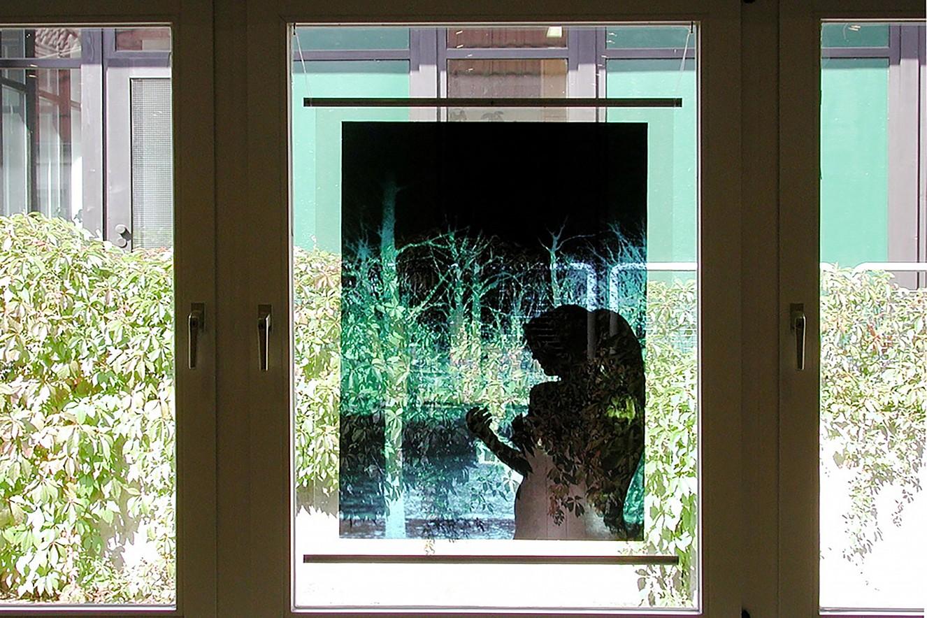 EtÉ - Der Sommer  Endura translucent, 100x70 cm  Ausstellung im Rathaus Bad Münder