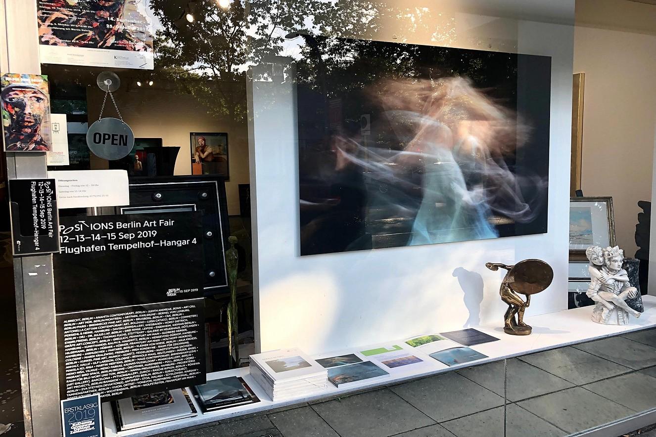Eurydice  Chromira pearl on Aludibond, 100x145 cm  Galerie Westphal, Berlin, 2019