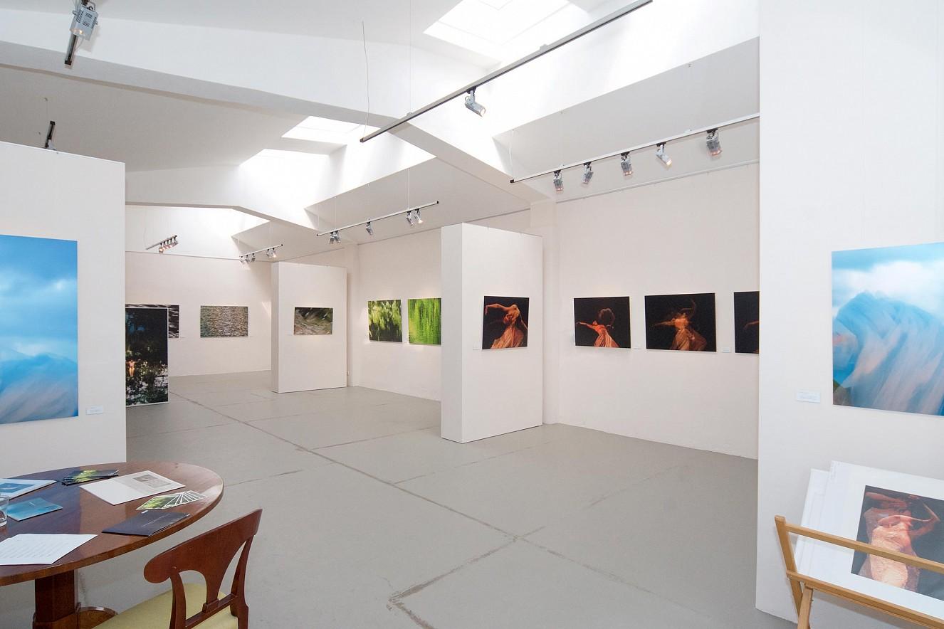 Seh(n)sucht und IntheSky Fine Art Print Metallic on Aludibond, Dresden Galerie Himmel, Ausstellung Lichte Wasser