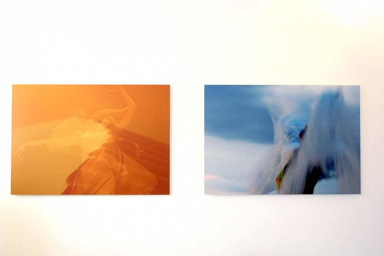 Desert Dance and IntheSky  Fine Art Print Metallic on Aludibond, je 90x130 cm  Galerie Karin Melchior, Ausstellung Bardo