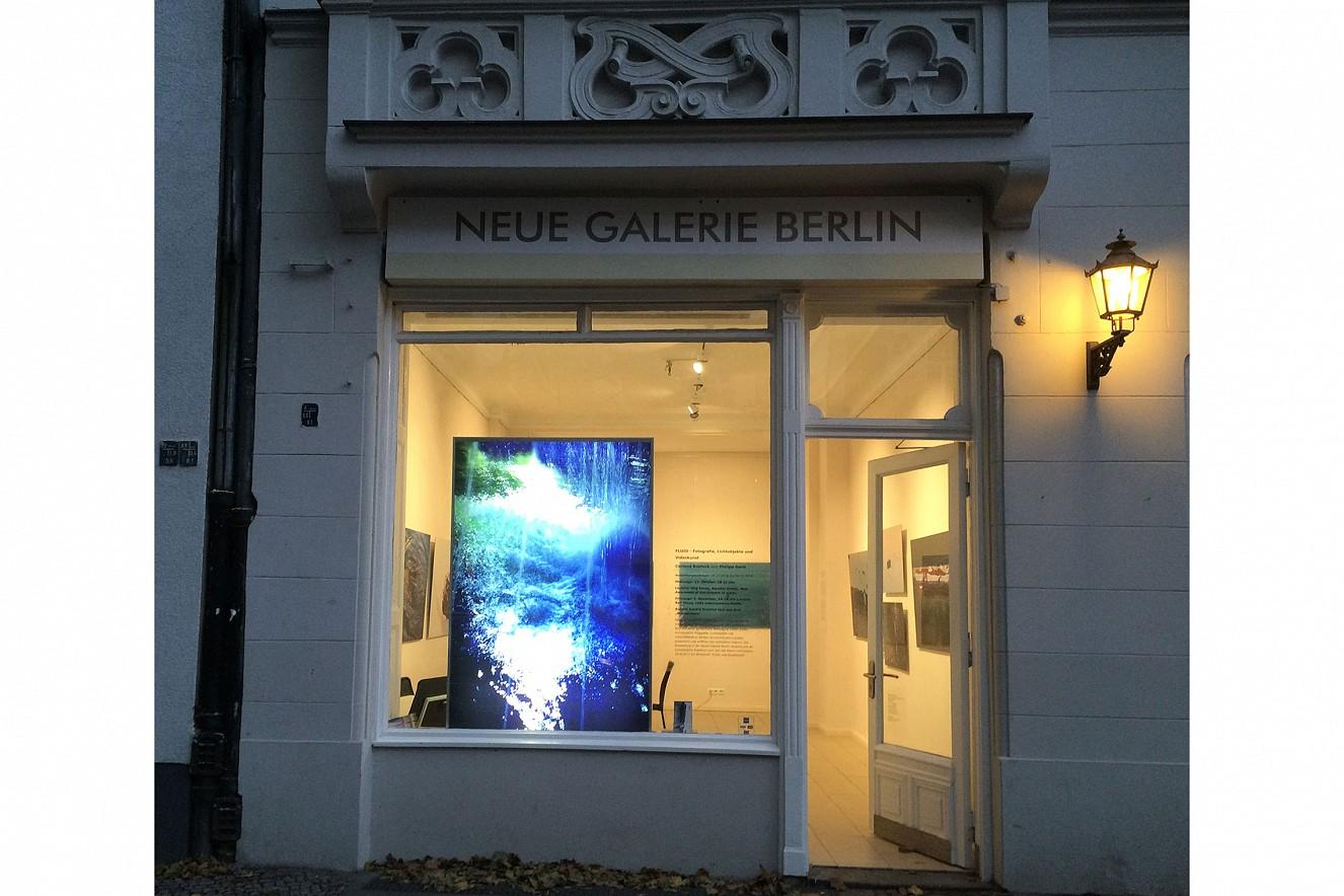 Spring  Endura translucent in Lightbox  176x130x14 cm, Neue Galerie Berlin, 2016