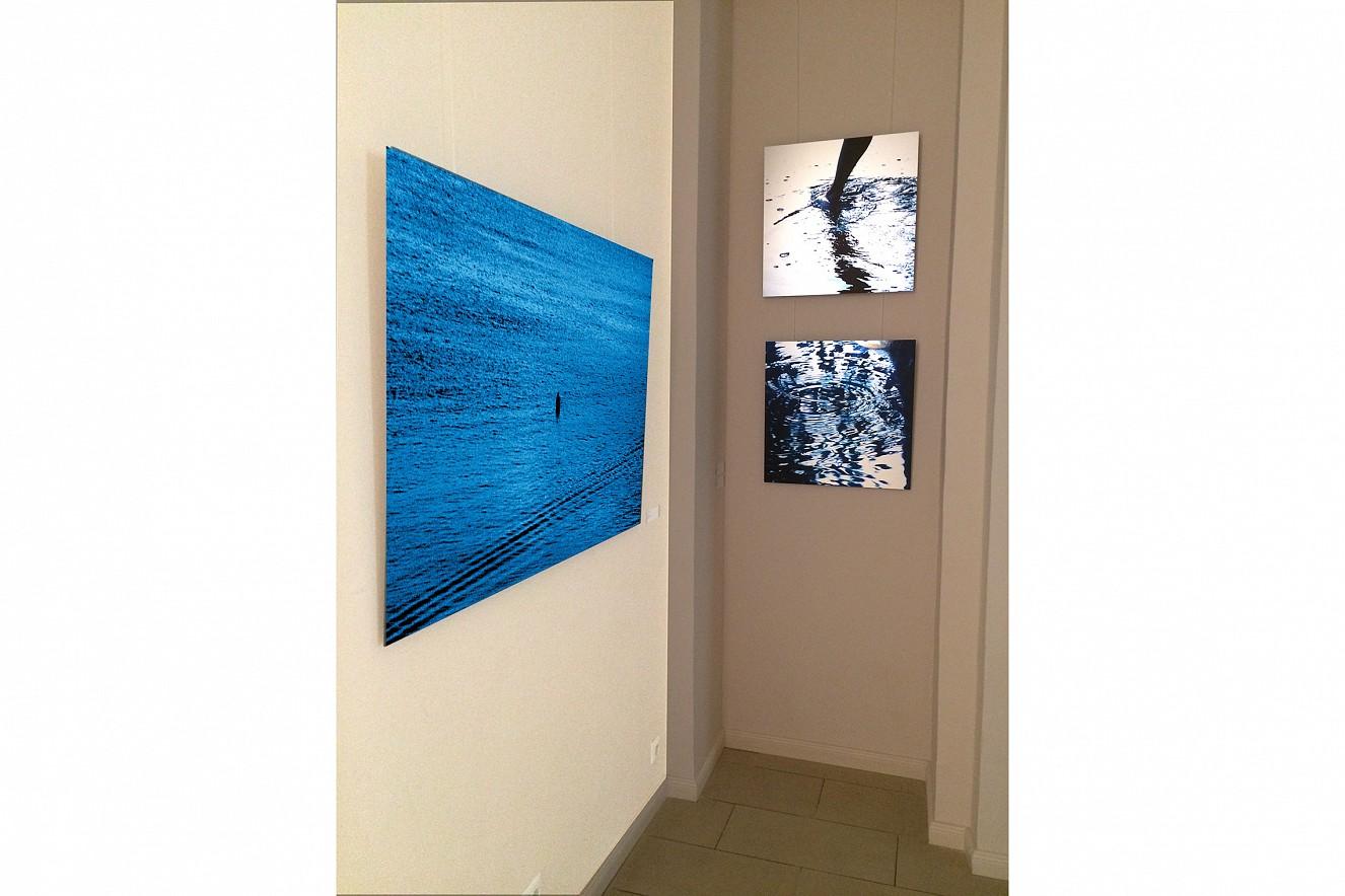 Hudson, Stand, Circle  90x130 cm und 60x60 cm  Fine Art Print Metallic auf Aludibond