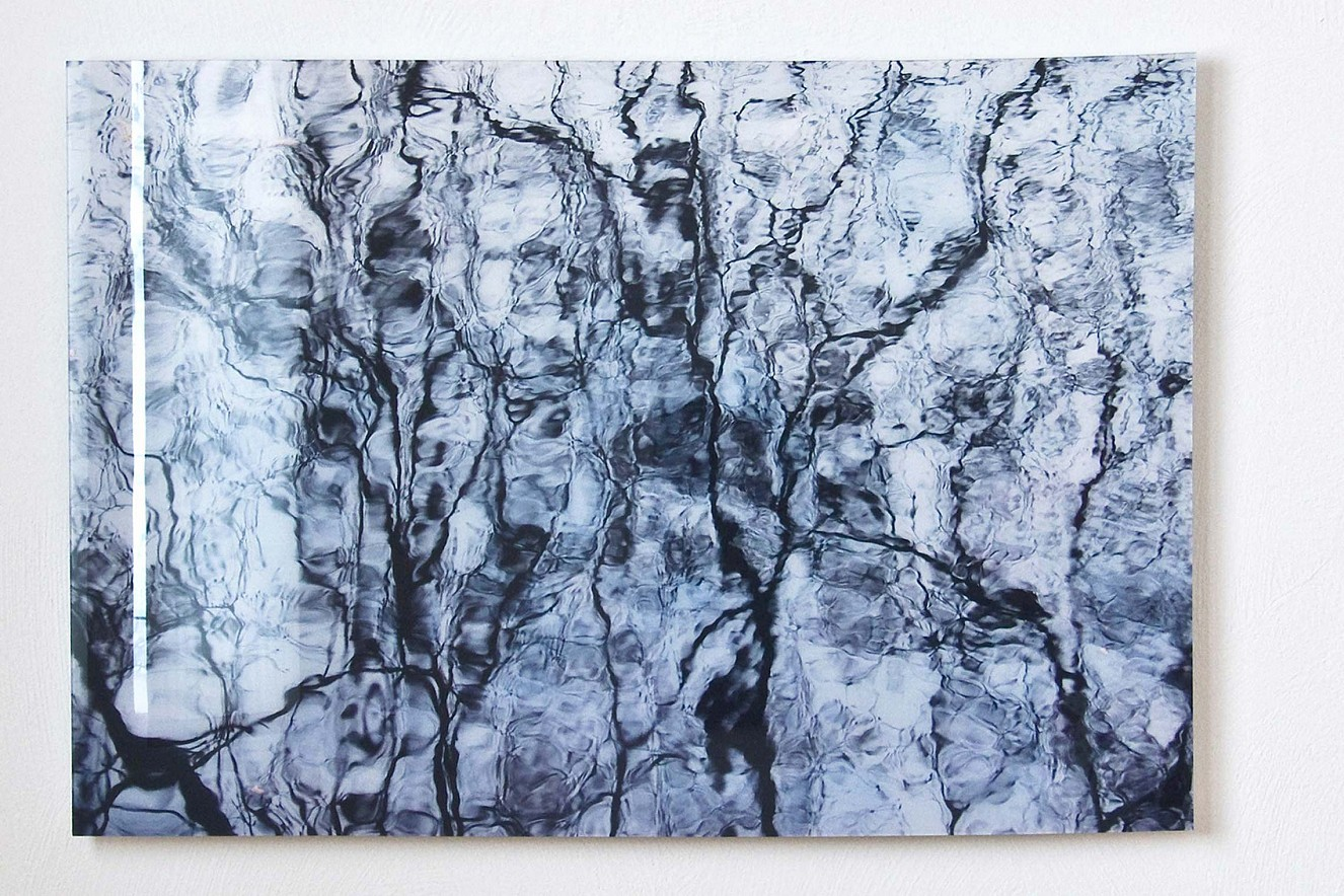 Ariel  Fine art Print under glass on Aludibond  60x90 cm, Galerie Bergner& Job, Mainz