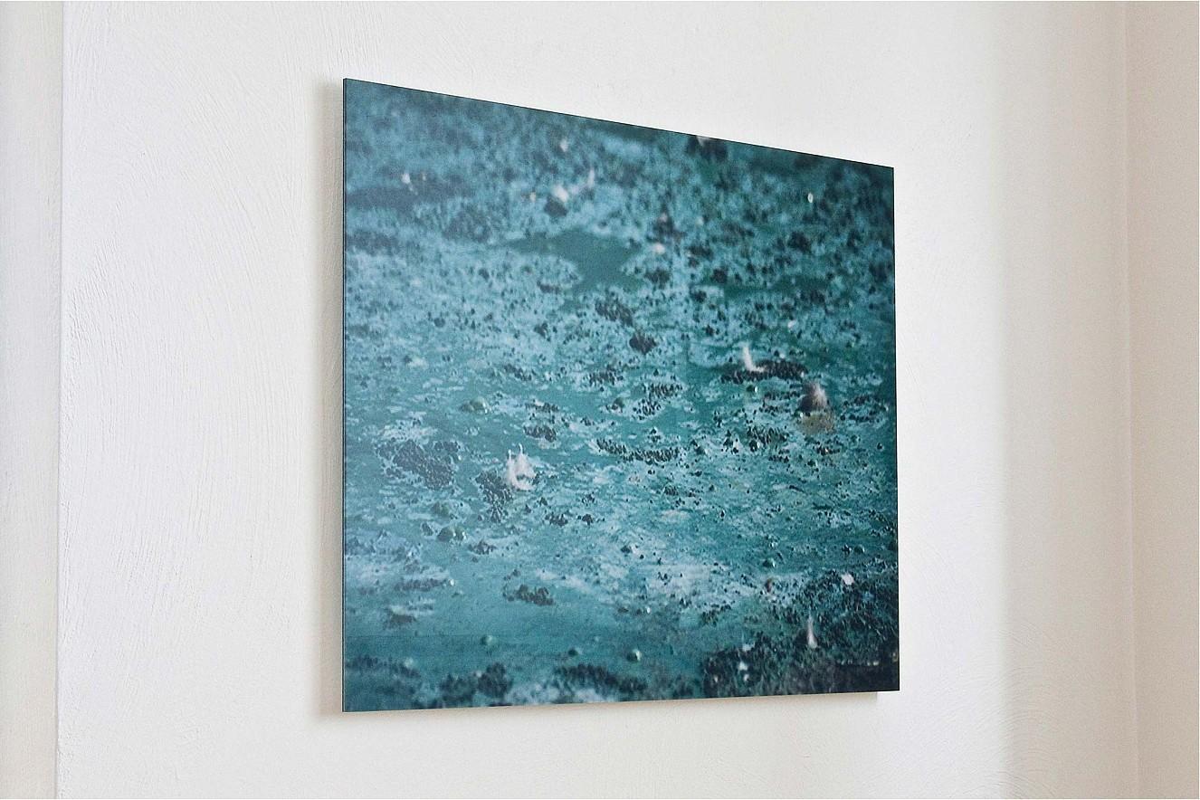 Ariel II  Fine art Print under glass on Aludibond  60x90 cm, Galerie Bergner& Job, Mainz