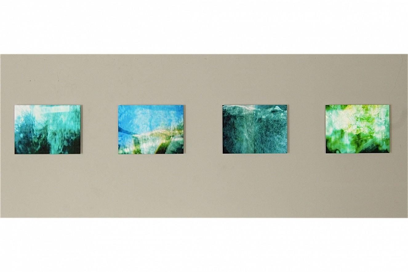 Gezeiten - Wasserspiegelungen I - IV   je 30x45 cm, Fine Art Print Metallic auf Aludibond  Kunstagentur Friederike Hauffe, Gezeiten, Berlin
