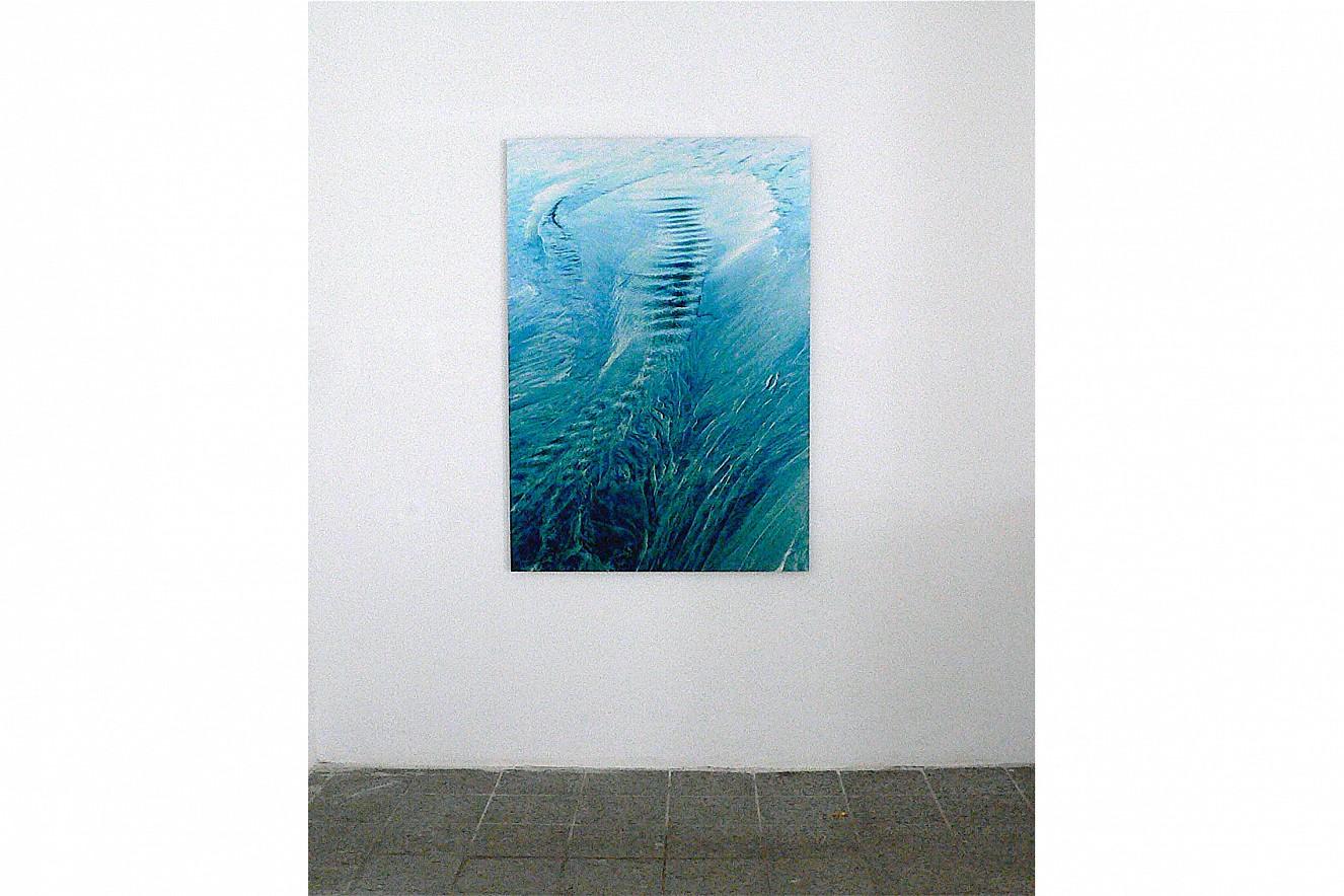 Backup  Fine Art Print Metallic on Aludibond  100x70 cm, 2007, Berliner Wasserbetriebe