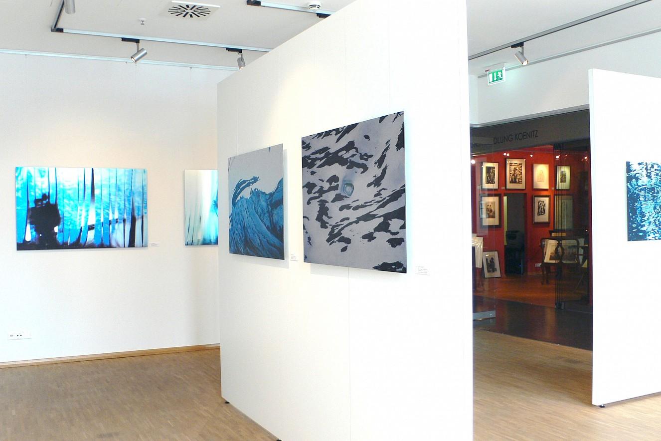 Lichte Wasser  Fine Art Prints Metallic auf Aludibond  Galerie Himmel, Dresden
