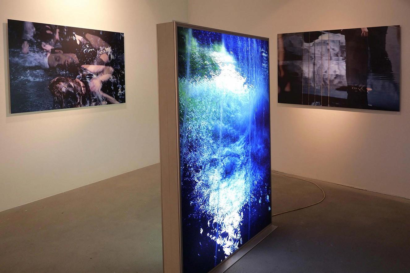 Spring, Verlust und Styx  Fine Art Prints Metallic und Lightbox  Galerie Lausberg, Düsseldorfer Photoweekend