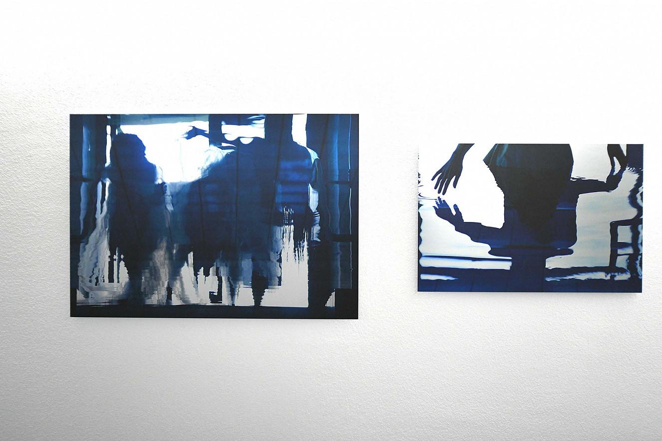 In Perpetuum und Tintig  90x130 cm und 65x100 cm  Fine Art Print Metallic auf Aludibond