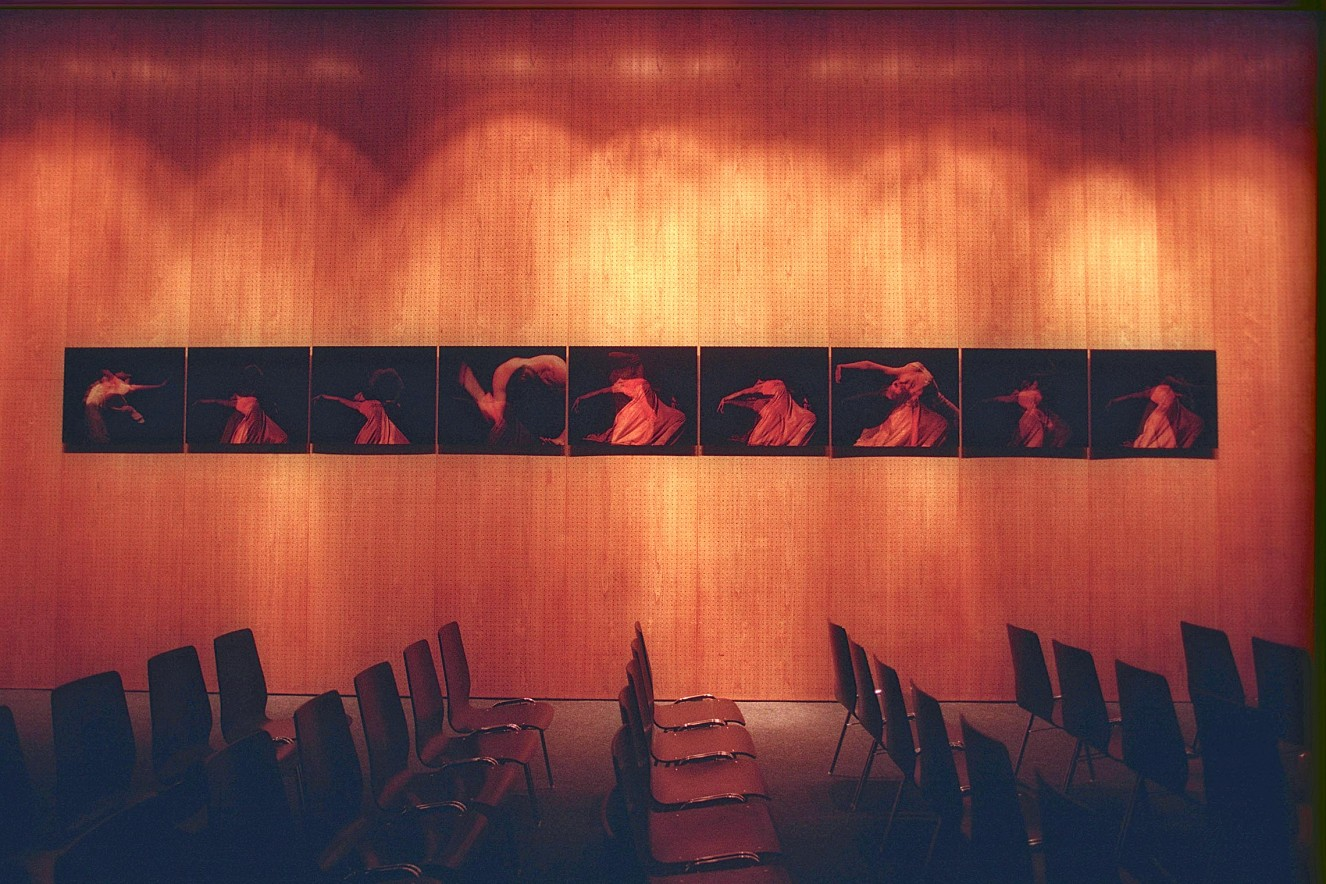Seh(n)sucht- Serie, neunteilig   each 90x130cm, Chromira pearl on Aludibond  Haus der Berliner Festspiele, 2009