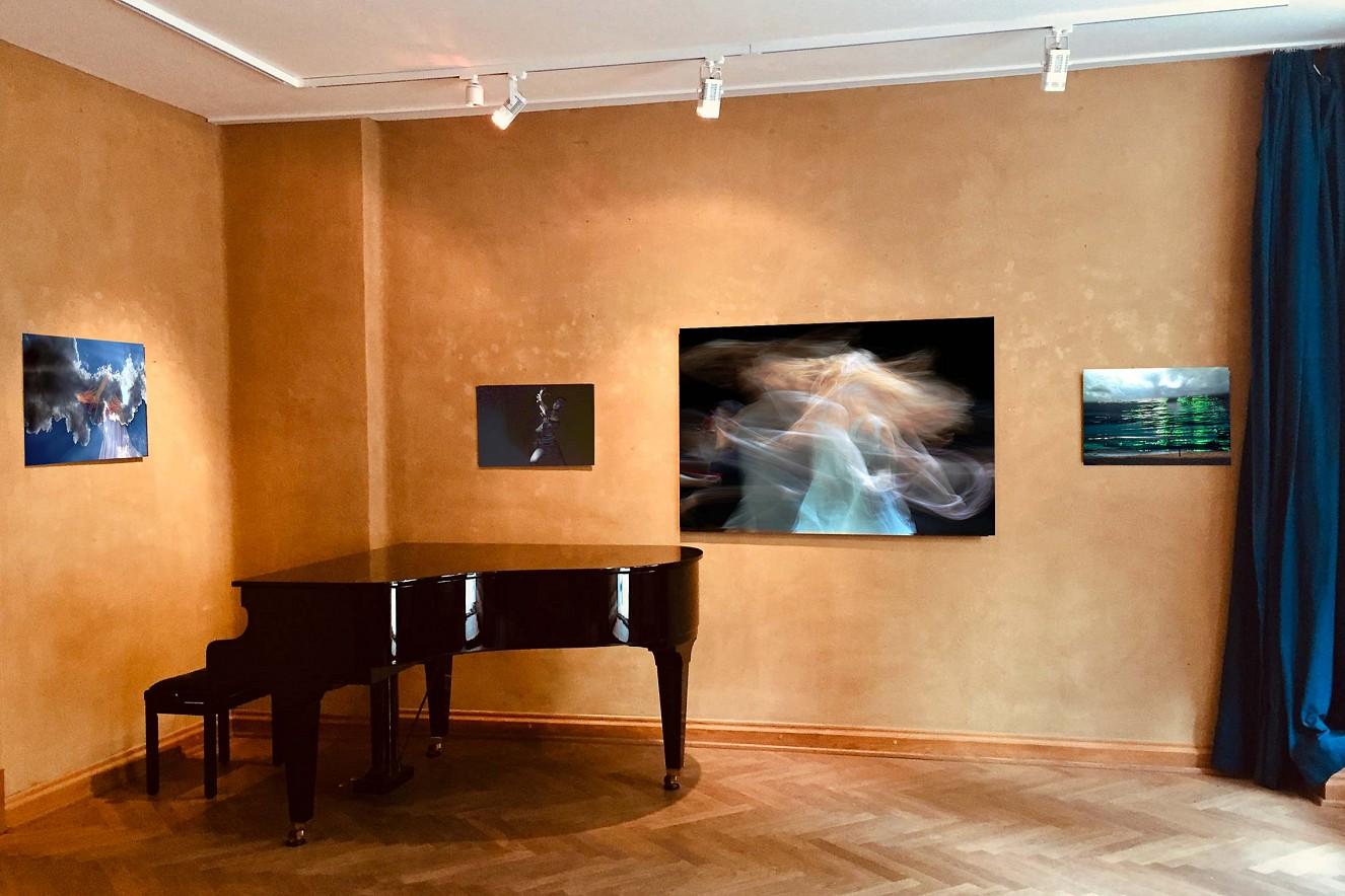 Schwester(n) der Meere  Bilder auf Fine Art Print Metallic auf Aludibond  Ausstellung Galerie Gondwana, Berlin