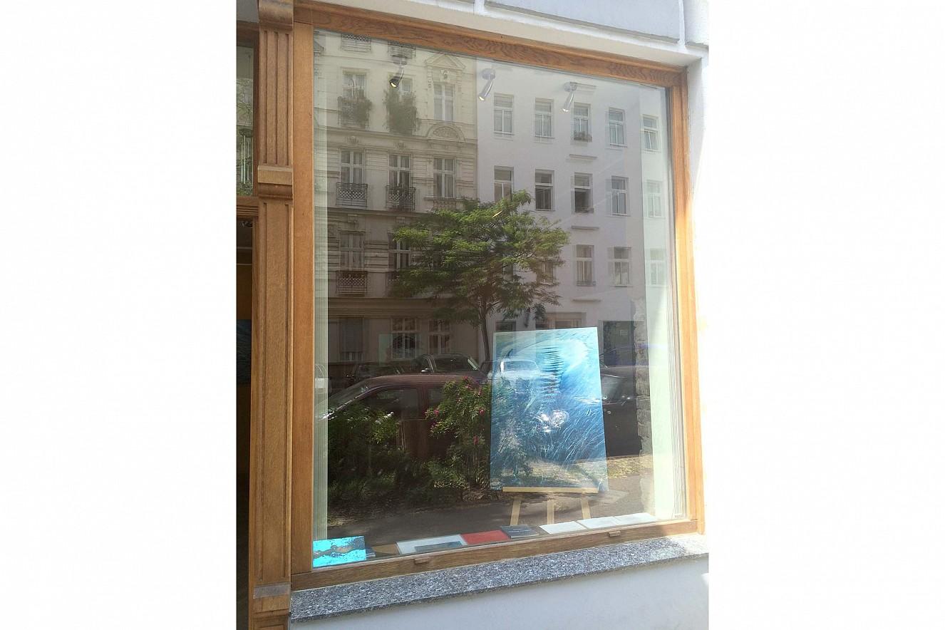 Backup  Fine Art Print Metallic, 100x70cm  Ausstellung Galerie Gondwana, Berlin