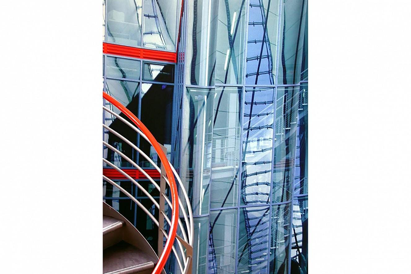 Blend, Detail   5x3m, Fine Art print metallic  das foto GmbH, photo factory & Lab, Berlin