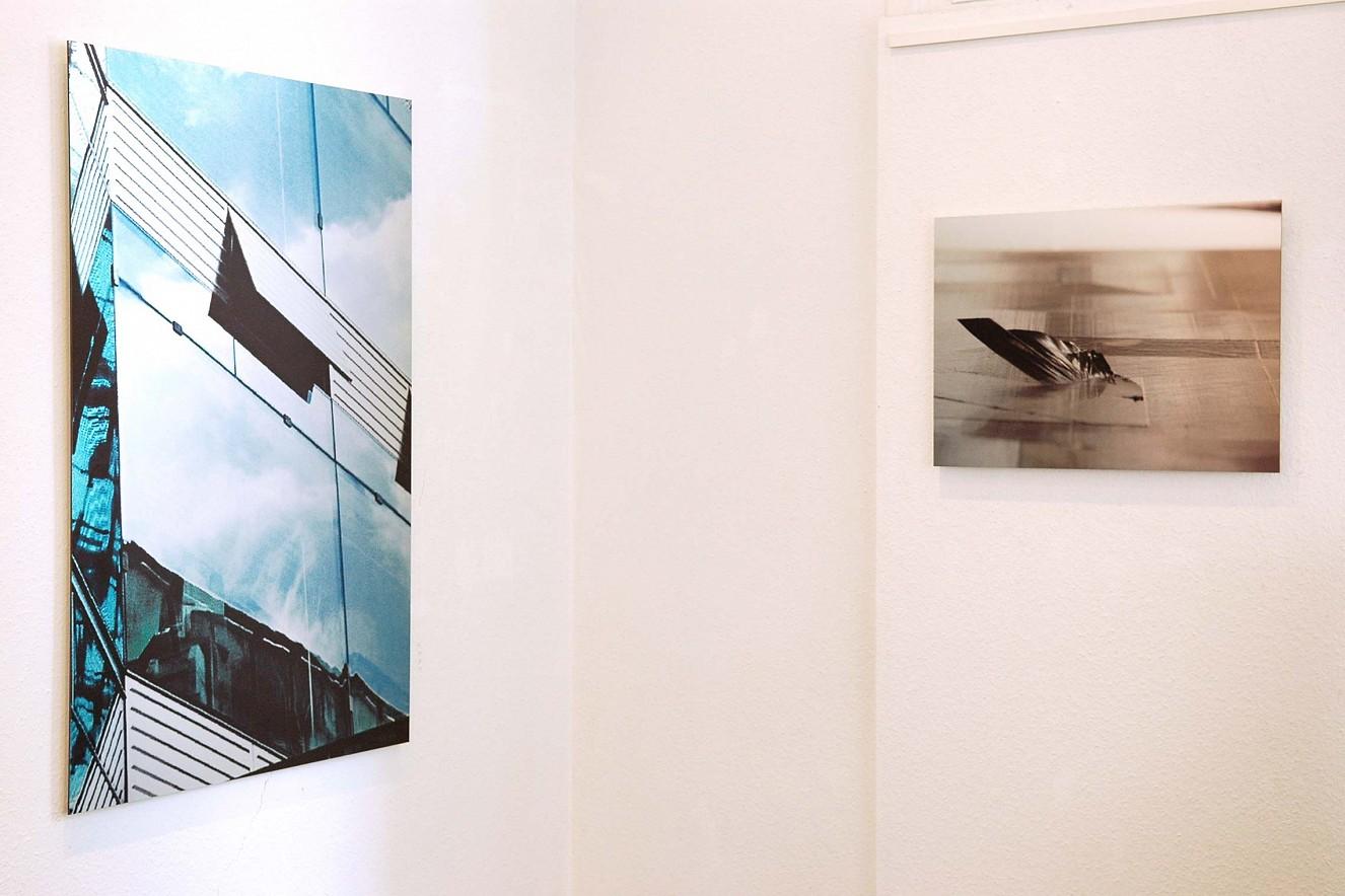 Residence-Insure, Teil IV  Fine Art Print metallic on Aludibond  130x90 cm, 1999/2019