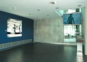 circular, Eingangsfoyer LIFE Building, B.Braun AG