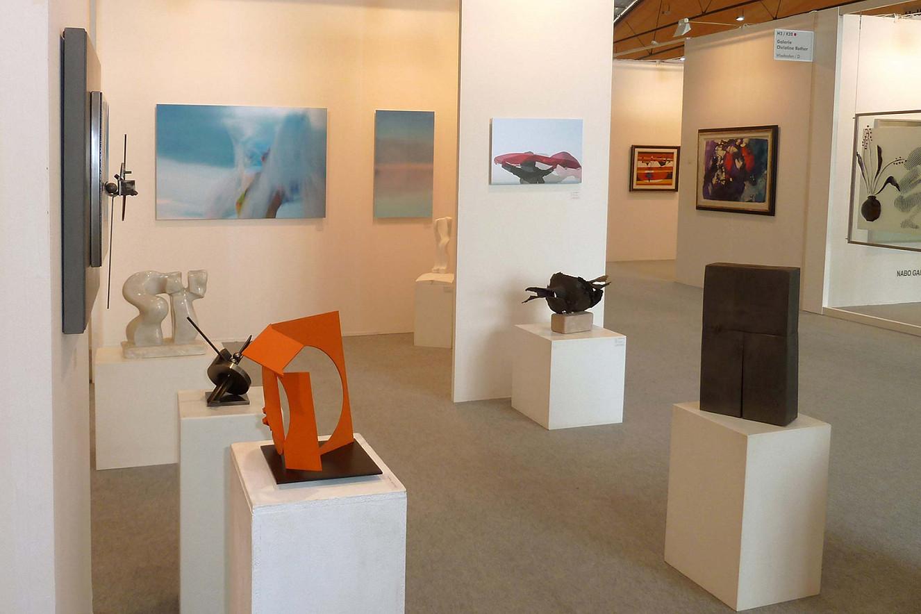 Seh(n)sucht, Art Karlsruhe mit Galerie Haasner