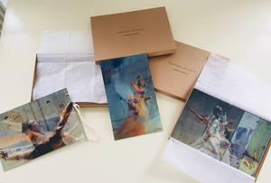 new edition RIVEN IN, Foto auf Metall, 30x40 und 20x30cm ©C.Rosteck